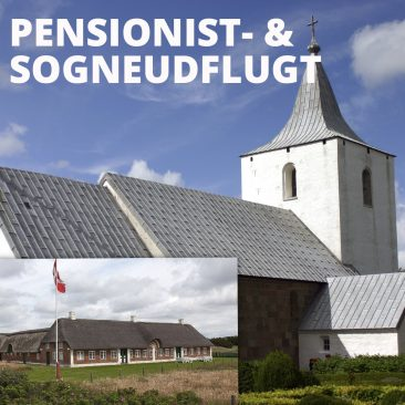 PENSIONIST– & SOGNEUDFLUGT 13. august