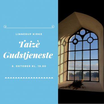 Taizè Gudstjeneste 8. oktober