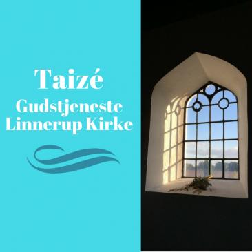 Stillegudstjeneste med Taizé Sange • Linnerup Kirke • 8 marts • 19.00