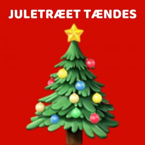 Juletræet Tændes • Aale Kirke • 2. dec. • 16.00