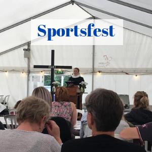 Aale Sportsfest • Andagt • 16. juni • 9.30